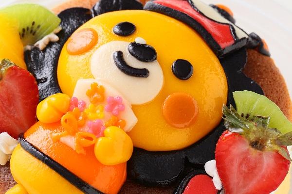 土台あり 立体キャラクターケーキ スフレチーズケーキ 5号 15cmの画像8枚目