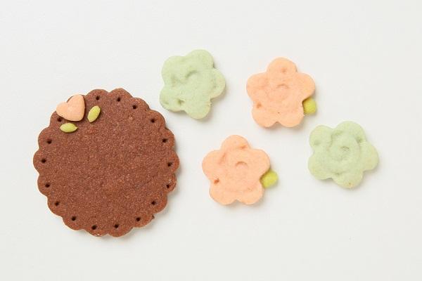 卵・乳製品除去可能 似顔絵クッキーのデコレーションケーキ チョコクリーム☆国産小麦粉と安心材料 4号 12cmの画像10枚目