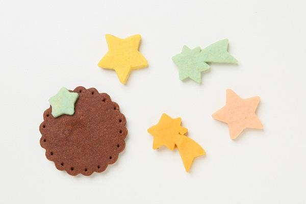 卵・乳製品除去可能 似顔絵クッキーのデコレーションケーキ チョコクリーム☆国産小麦粉と安心材料 4号 12cmの画像7枚目