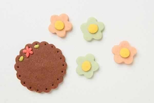 卵・乳製品除去可能 似顔絵クッキーのデコレーションケーキ チョコクリーム☆国産小麦粉と安心材料 4号 12cmの画像8枚目