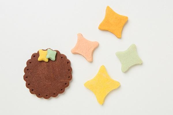 卵・乳製品除去可能 似顔絵クッキーのデコレーションケーキ チョコクリーム☆国産小麦粉と安心材料 4号 12cmの画像9枚目