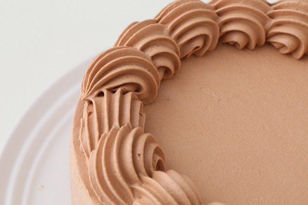 卵・乳製品・小麦粉除去 100%植物性チョコクリーム ホールケーキ 5号 15cmの画像7枚目