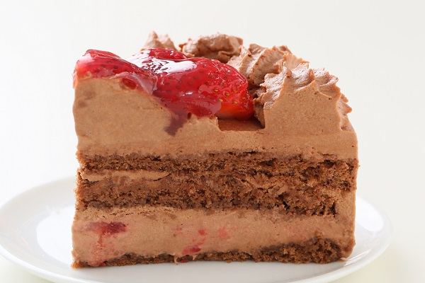 高級生チョコデコレーションケーキ 5号 15cmの画像4枚目