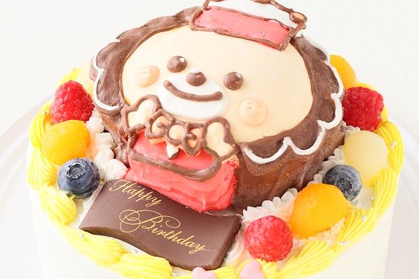 立体3Dケーキ 5号 15cmの画像7枚目