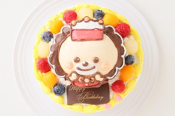 立体3Dケーキ 5号 15cmの画像2枚目