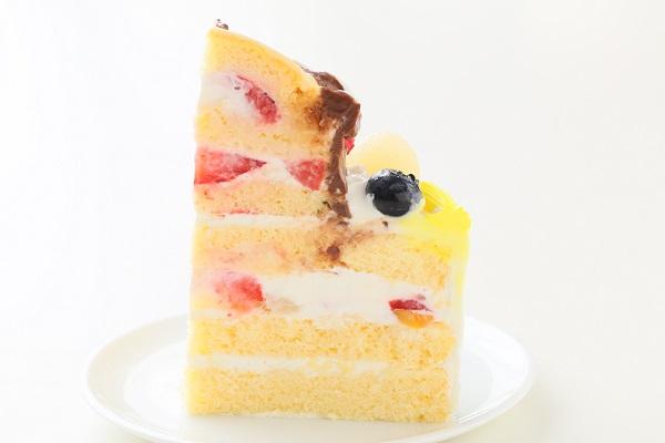 立体3Dケーキ 5号 15cmの画像4枚目
