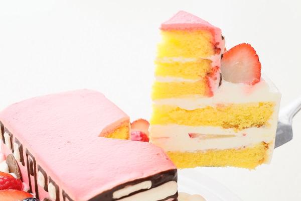乗り物ケーキ 4号 12cmの画像6枚目