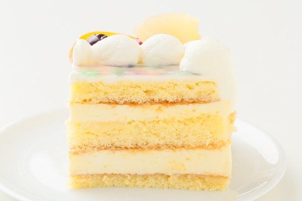 写真ケーキレアチーズ Sサイズ 15cm×15cmの画像4枚目