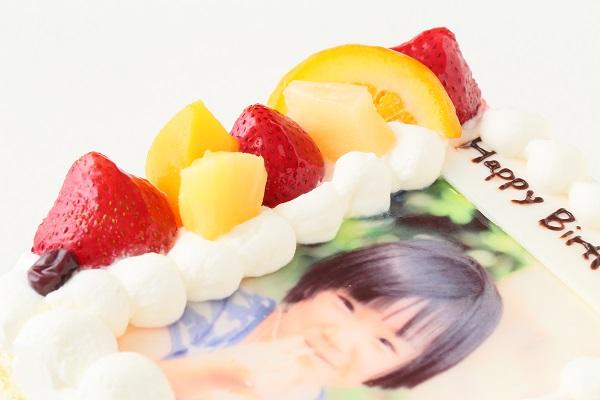 写真ケーキレアチーズ Sサイズ 15cm×15cmの画像7枚目