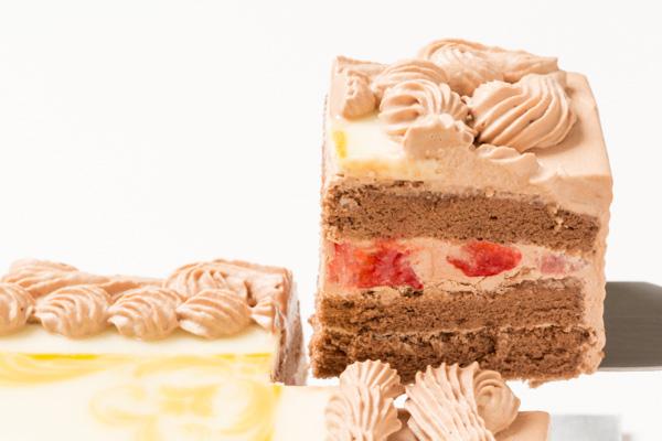 パーティ用感謝状ケーキ 30cm×40cmの画像3枚目