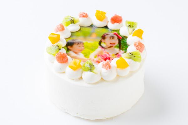 写真ケーキ 丸型 4号 12cmの画像4枚目