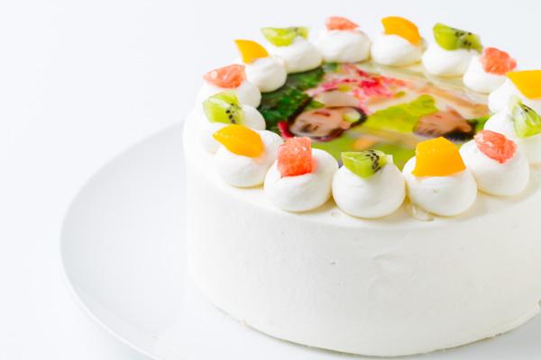 写真ケーキ 丸型 5号 15cmの画像10枚目