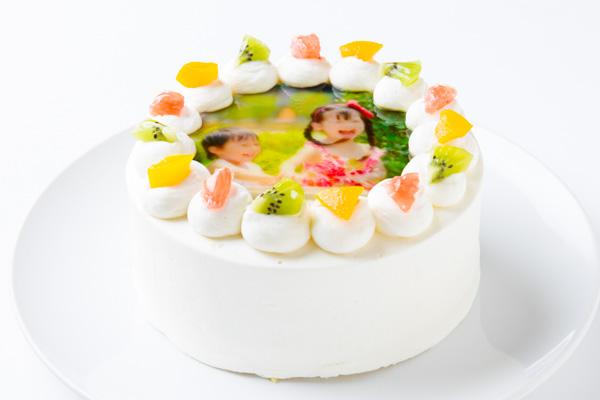 写真ケーキ 丸型 5号 15cmの画像2枚目