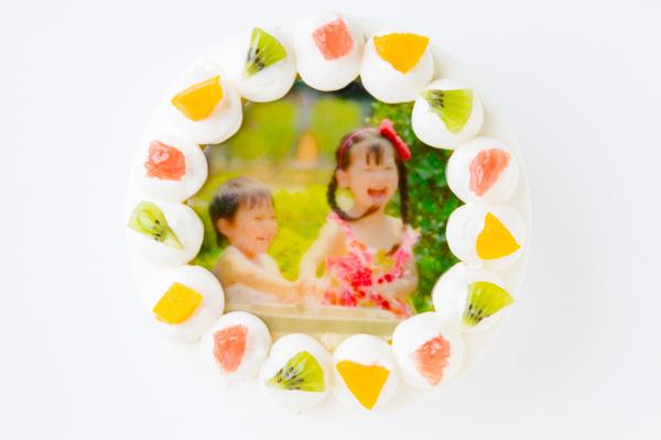写真ケーキ 丸型 5号 15cmの画像3枚目
