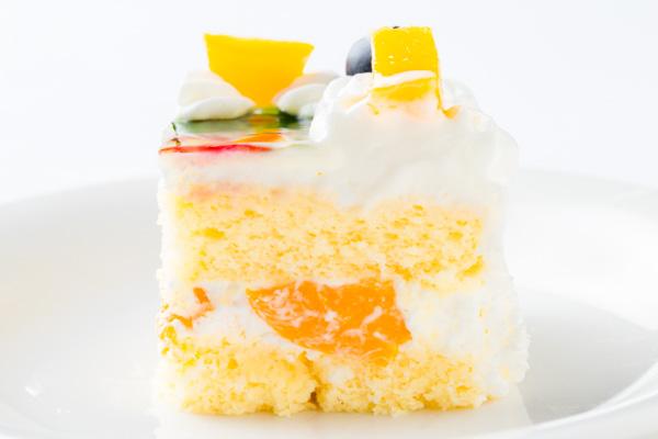 スクエア写真ケーキ 4号 12cmの画像4枚目