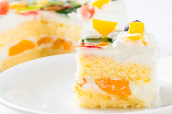 スクエア写真ケーキ 4号 12cmの画像5枚目