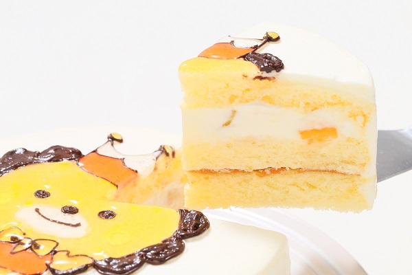 アイシングクッキーのイラストデコレーションケーキ 5号 15cmの画像3枚目
