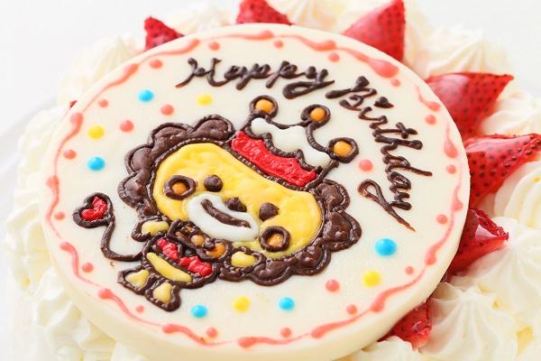 1日限定2台!キャラクタープレートケーキ 生クリーム 5号 15cmの画像6枚目