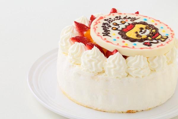 1日限定2台!キャラクタープレートケーキ 生クリーム 5号 15cmの画像7枚目