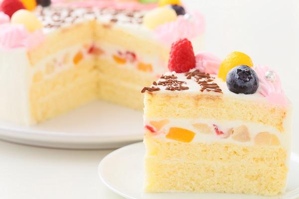 お手紙ケーキ 5号 15cm 30文字までの画像5枚目