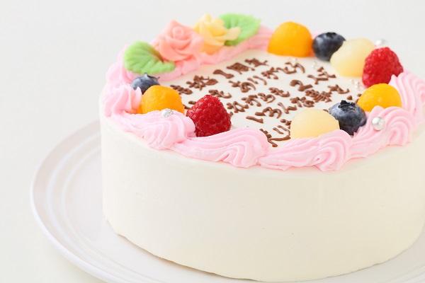 お手紙ケーキ 5号 15cm 30文字までの画像8枚目