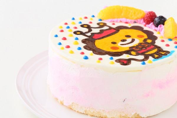イラストケーキ 生クリーム 4号 12cmの画像9枚目