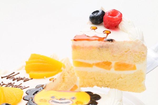 フランボワーズオリジナル イラストケーキ 生 5号 15cmの画像3枚目