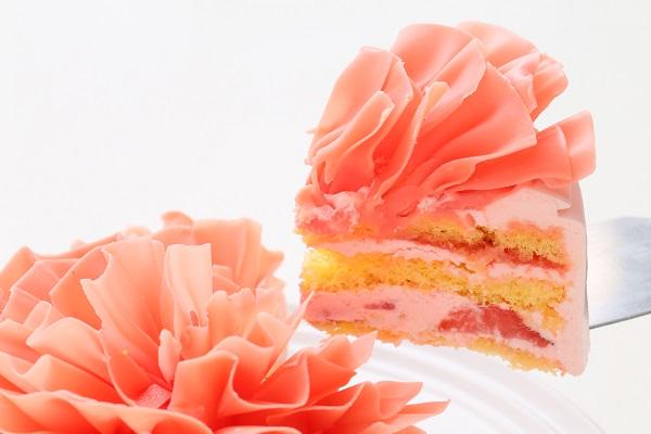 母の日 インスタ映えケーキ