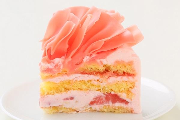 フラワーショートケーキ 4号 12cmの画像4枚目