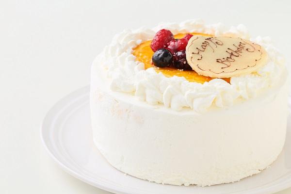 生クリームデコレーションケーキ 5号 15cmの画像7枚目