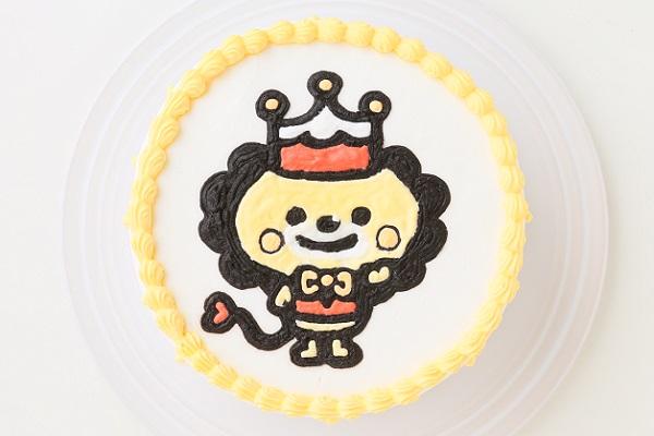 キャラクターデコレーションケーキ 5号 15cmの画像1枚目
