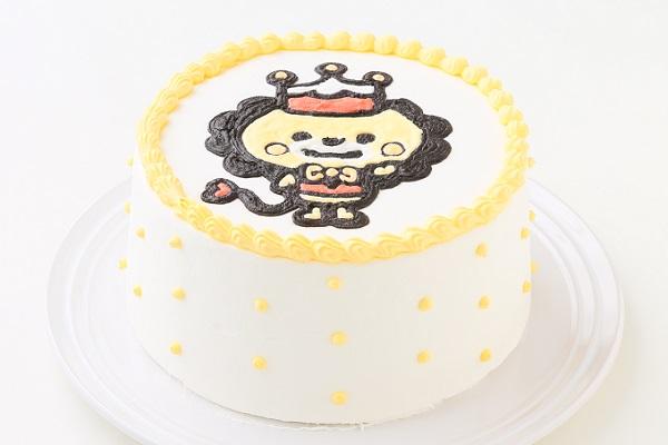 キャラクターデコレーションケーキ 5号 15cmの画像2枚目
