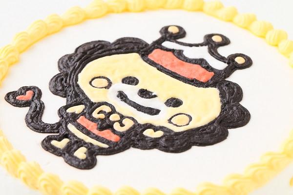 キャラクターデコレーションケーキ 5号 15cmの画像6枚目
