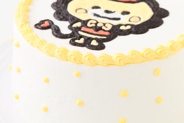 キャラクターデコレーションケーキ 5号 15cmの画像7枚目