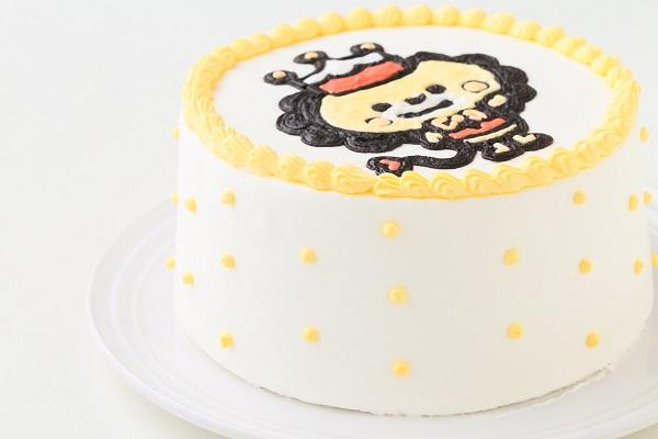 キャラクターデコレーションケーキ 5号 15cmの画像8枚目