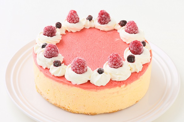 アイスデコレーションケーキ 5号 15cmの画像1枚目