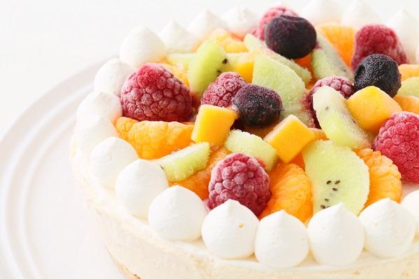 フルーツキャラメルアイスケーキ 4号 12cmの画像10枚目