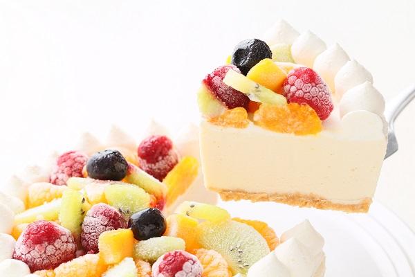 フルーツキャラメルアイスケーキ 4号 12cmの画像5枚目