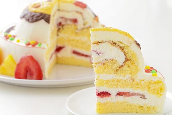 立体キャラクターケーキ(丸型)5号 15cmの画像5枚目
