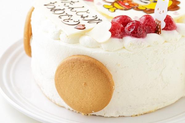生クリームイラストケーキ 4号 12cmの画像8枚目
