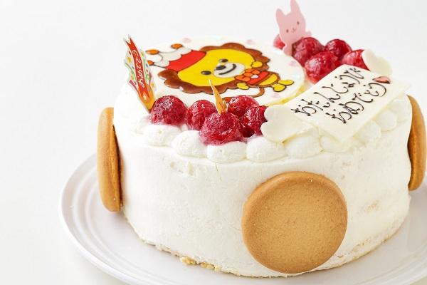 生クリームイラストケーキ 4号 12cmの画像9枚目
