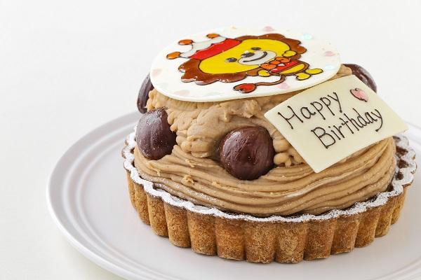 モンブランイラストケーキ 4号 12cmの画像8枚目