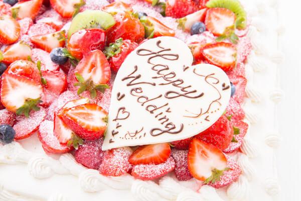 フレッシュキウイが香る イチゴ&キウイスクエアデコレーション 30×30cmの画像10枚目