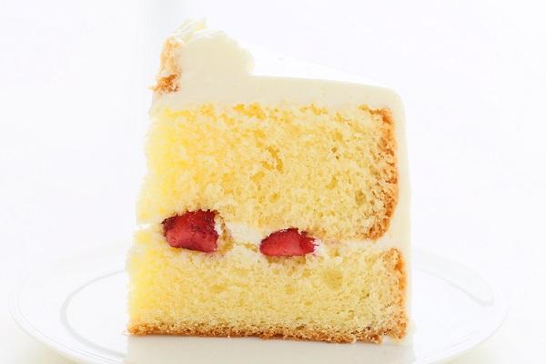 リボンカラーが選べる丸型 プレゼントボックスケーキ 3段 10号×7号×5号の画像6枚目