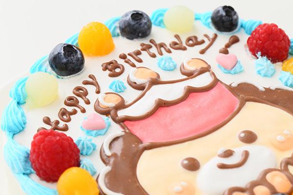 1日2台限定 カラーが選べるイラストケーキ キャラクター1体のみ 5号 15cmの画像6枚目
