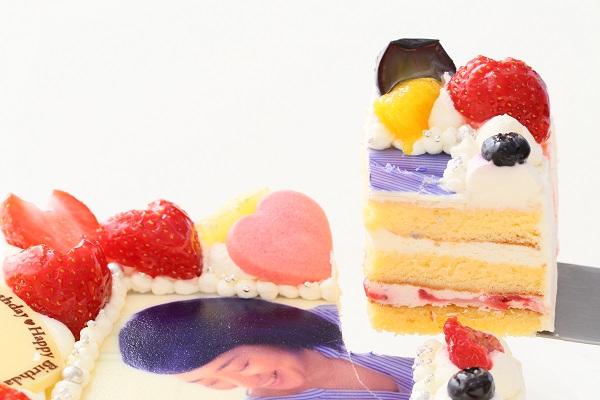 フォトケーキ 16×16cmの画像3枚目