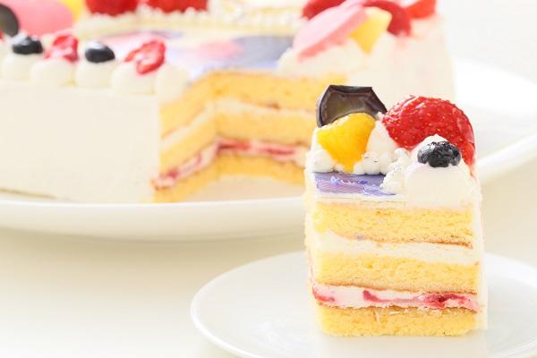 誕生日ケーキ 写真ケーキ キャラクターケーキ こども