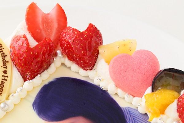 フォトケーキ 16×16cmの画像9枚目