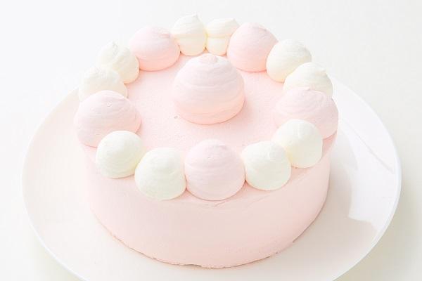 アイシングクッキー乗せ プリンセスケーキ 5号 15cmの画像3枚目