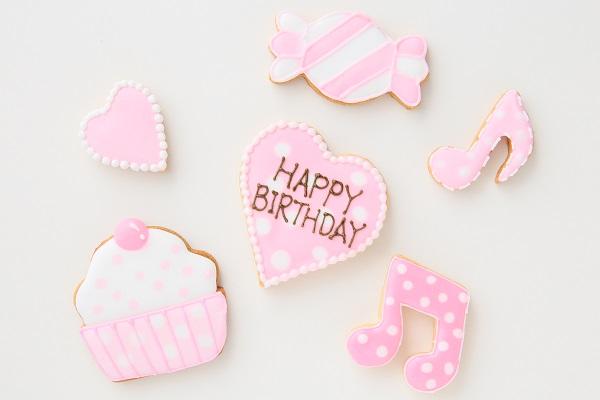アイシングクッキー乗せ プリンセスケーキ 5号 15cmの画像8枚目